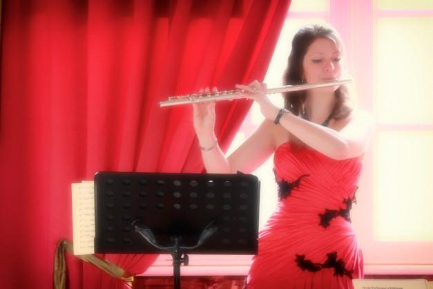La flute traversière